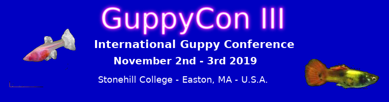 GuppyCon3 set for Nov 2-3